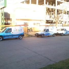 Iniciamos la prestación del servicio en Suardi, Santa Fe