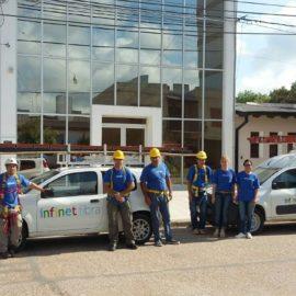 ¡Hoy lanzamos el primer servicio de internet con Fibra Optica Directa al Hogar de Entre Rios!